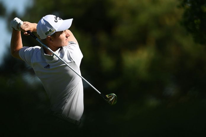 Nick Voke heads into the Summer of Golf