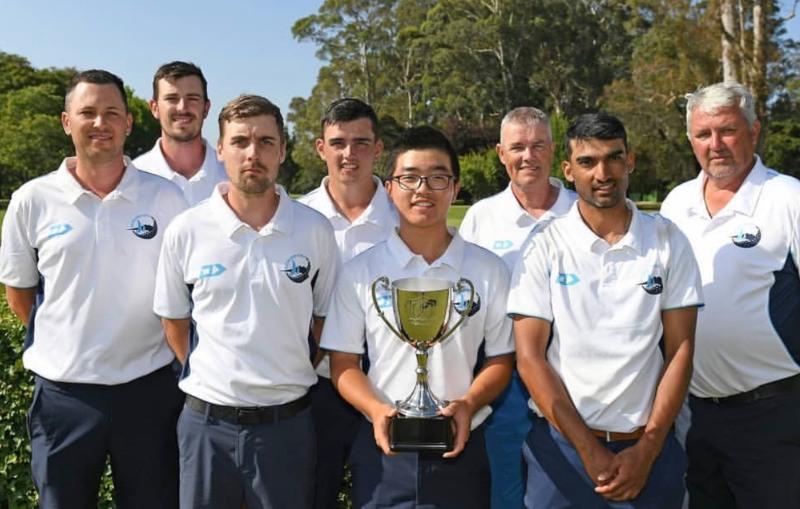 Victorious Auckland Interprovincial Team