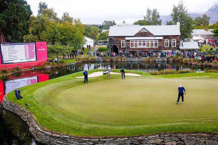 Michael Hendry NZ Golf Open Champion 2017