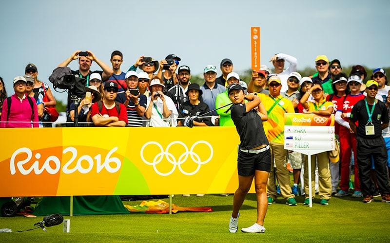 lydia Ko Rio 2016 Olympics