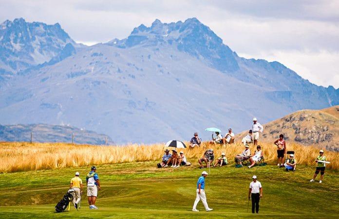 NZ open 2009