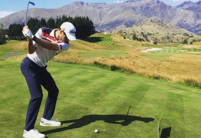 NZ Open Day 1