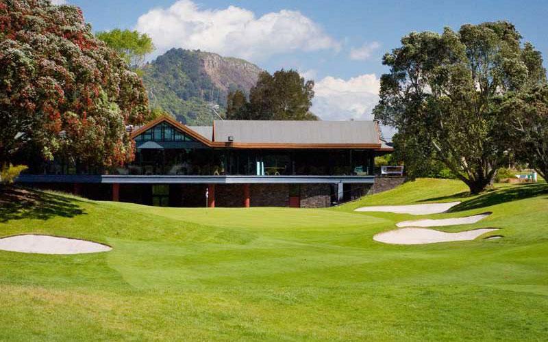 Mount Maunganui Golf Club NZ Number 14
