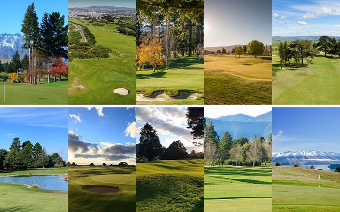 Top 40 New Zealand Golf Courses - Numbers 31 to 40