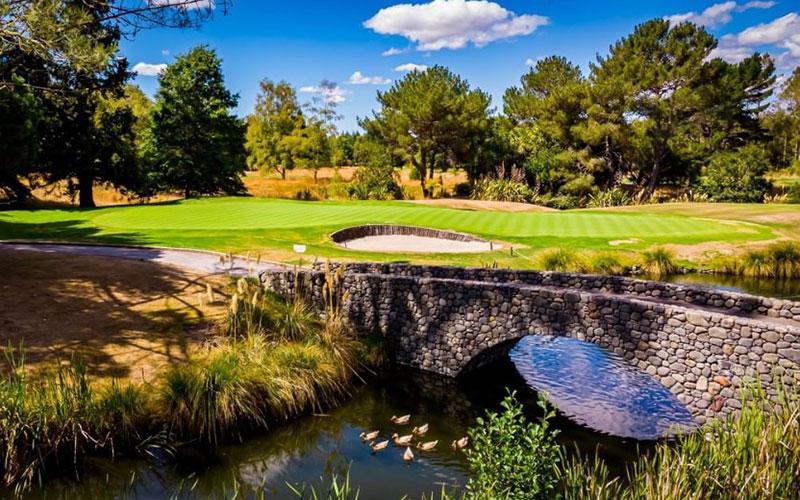 Wairakei Golf Club NZ Top 40 Golf Course Number 8