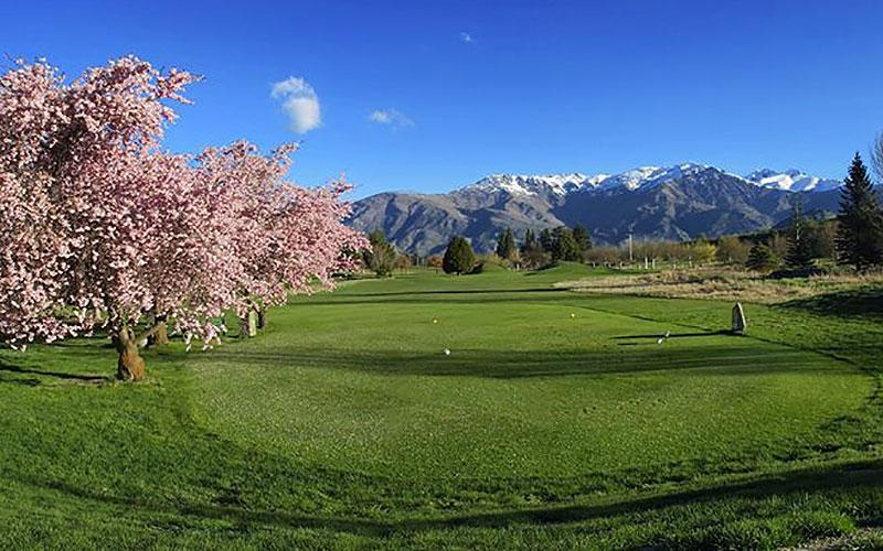 Arrowtown Golf Club NZ Number 13