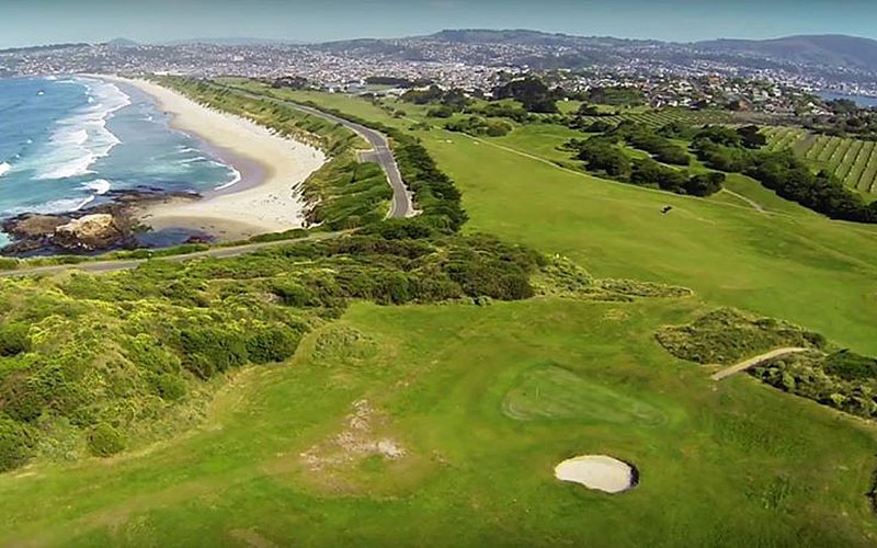 Chisholm Links (Facebook) Top 40 New Zealand Golf Courses - Number 35