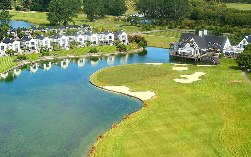 Clearwater Golf Club NZ Top 40 Number T19