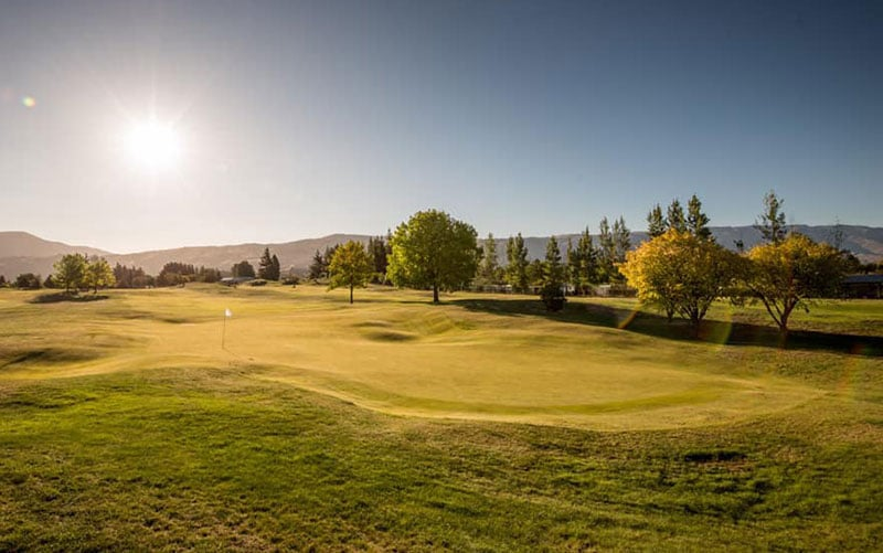 Cromwell Golf Club (Facebook) Top 40 New Zealand Golf Courses - Number 33