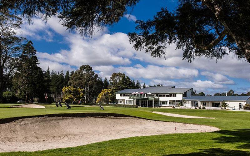 Hastings Golf Club NZ Top 40 Number 15