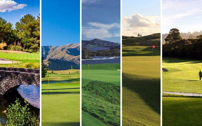 NZ Top 40 Golf Courses 10-6