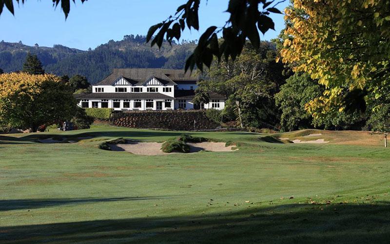 Royal Wellington Golf Club NZ Top 40 Number 16