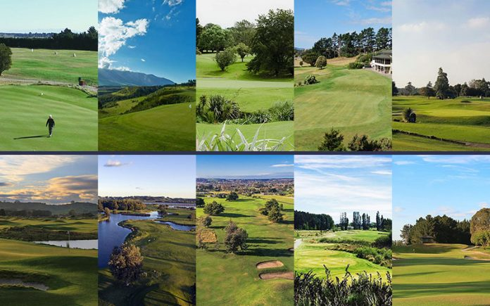 Top 40 New Zealand Golf Courses - 30 to 21