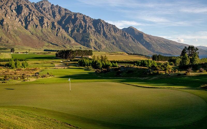 Jack's Point NZ Top 5 Golf Courses