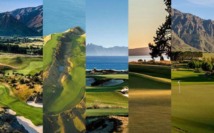 Top 5 NZ Golf Courses