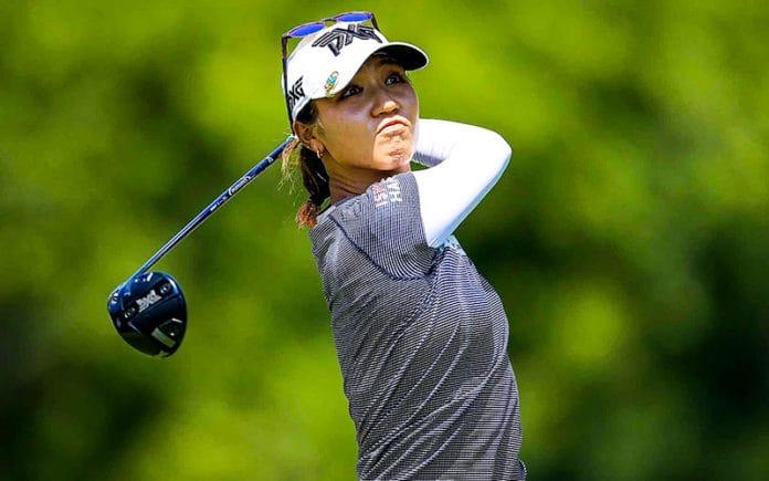 Lydia Ko battles back pain in round 3 KPMG US PGA Champipnships