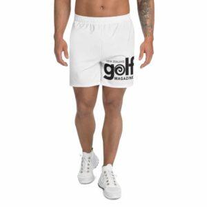 NZ Golf Mag Men's Athletic Long Shorts