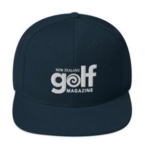 NZ Golf Mag Snapback Hat