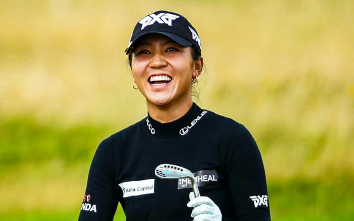 New Coach Sean Foley Thrilled with Lydia Ko - AIG British Open (R&A)