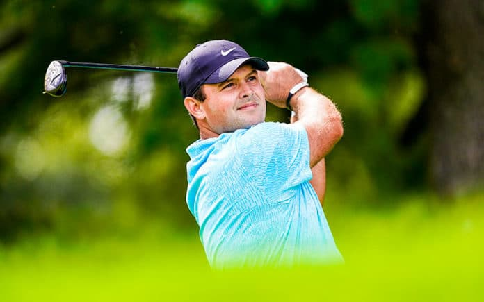 Patrick Reed 2020 US Open Round 2