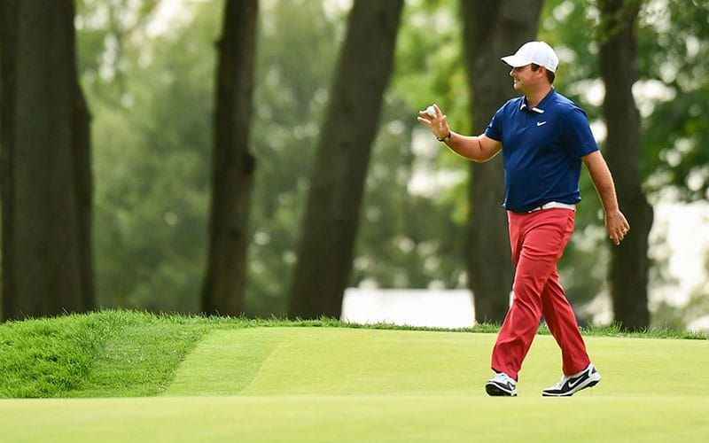 Patrick Reed hole in one US Open