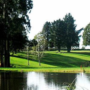Gleniti Golf Course