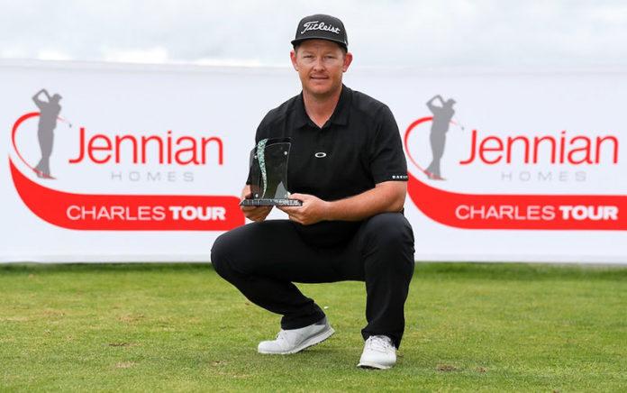 Kieran Muir wins Taranaki Open (NZ Golf)
