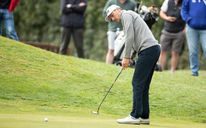 Ryan Chisnall, Carrus Open Day 3 (NZ Golf)