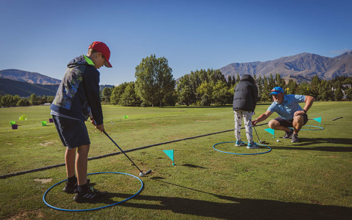 Wakatipu Junior Golf Club