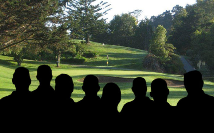 Interprovincials whitford park golf club