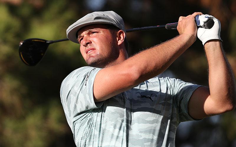 Bryson DeChambeau Images supplied by PGA Tour