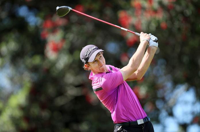 Under 19 Age Group Champion Zach May (Golf NZ)