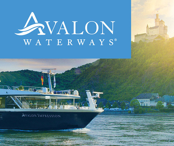 Avalon golf and river cruise