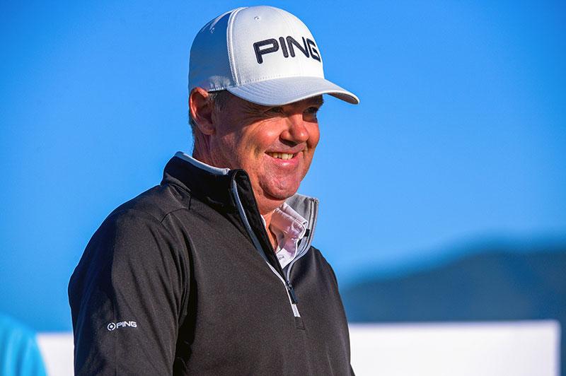 Mark Brown (Golf NZ)