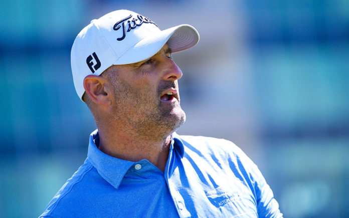 Mike Hendry (Golf NZ)