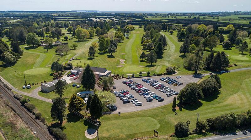 Te Puke Golf Club