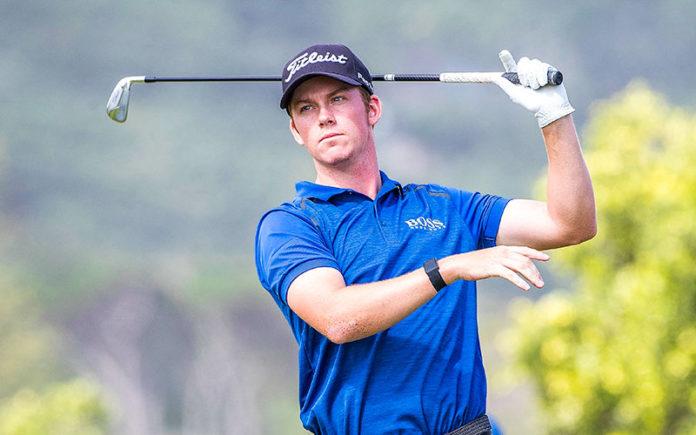 Daniel Hillier (Golf NZ)