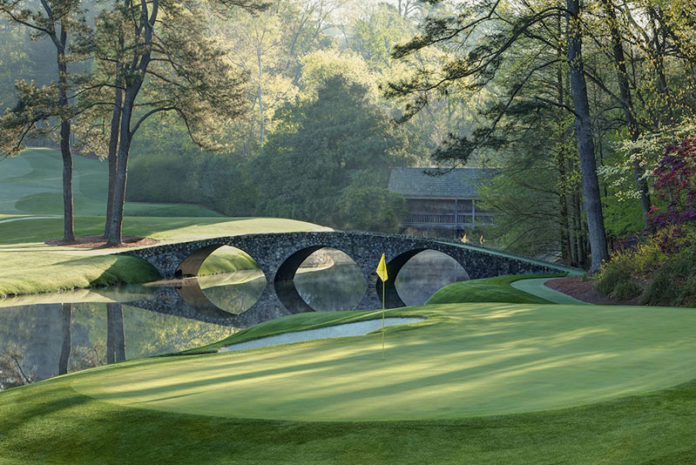 AUGUSTA NATIONAL GOLF CLUB, HOST OF THE 85TH MASTERS TOURNAMENT