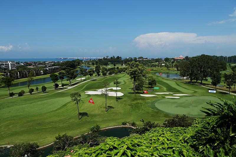 Sentosa Golf Club, Singapore