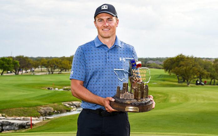 1351 Days Later Jordan Spieth Wins Again - NZ Golf Magazine