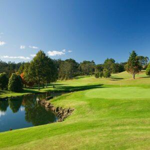 Redwood Park Golf Club