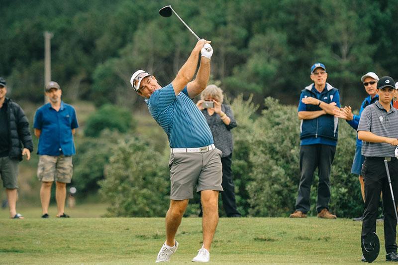 Ryan Fox (Golf NZ)