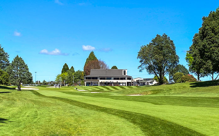 Te Puke Golf Club (Photo: Matt Ellis-Te Puke GC)