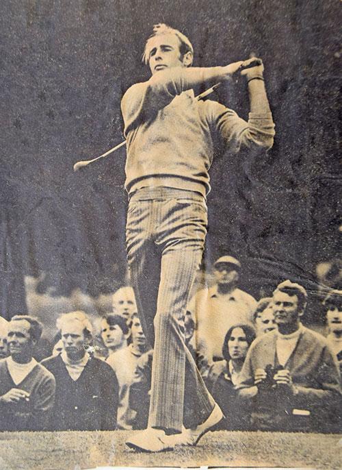 Elegant John Lister (Image: Bruce Young)