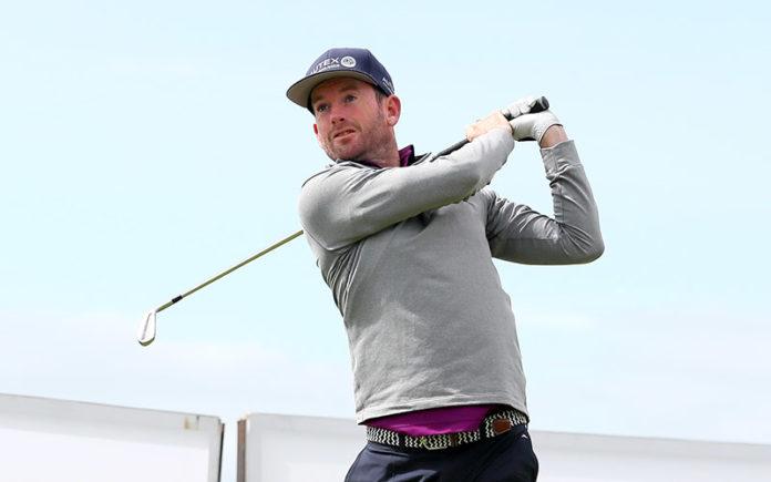 Josh Geary (Golf NZ)