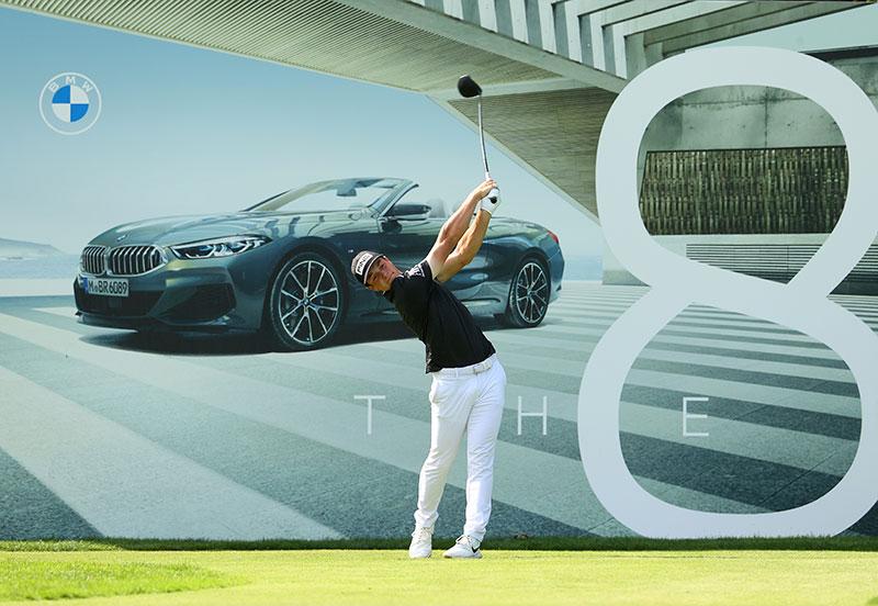 BMW International Open Round Three - Viktor Hovland (European Tour)