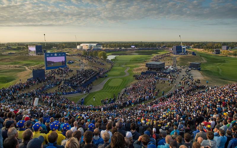 2018 Ryder Cup (Image: Rolex/Chris Turvey)